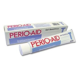 Dentaid Gel Dentífrico Perio·Aid Tratamiento