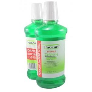 Fluocaril Colutorio Pack Duplo (2x500ml)