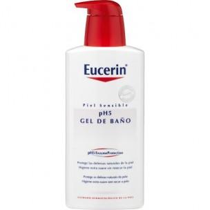Eucerin Gel de baño Ph5 Piel Sensible (1000ml)