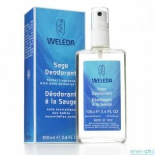 Weleda Desodorante de Salvia (100 ml)