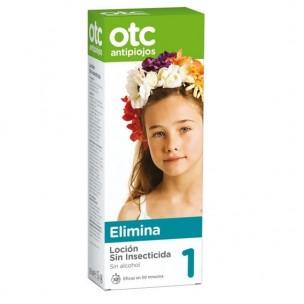 Otc Antipiojos 1 Elimina Loción sin insecticidas