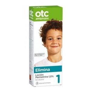 Otc Antipiojos 1 Elimina Loción Permetrica 1,5%