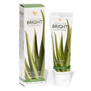 Forever Bright Toothgel Pasta de Dientes Aloe y Propoleo (130 g)