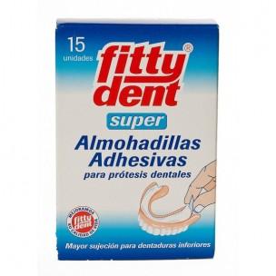 Fitty dent Super Almohadillas Adhesivas 15ud.
