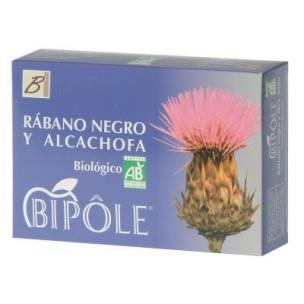 Bipole Rábano Negro y Alcachofa (20 ampollas)