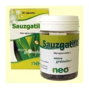 Sauzgatillo Vitex agnus-castus Neo (45 cap)