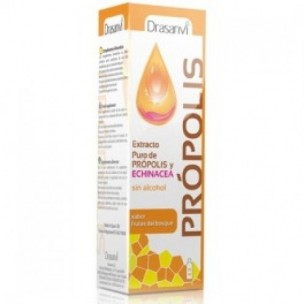 Drasanvi Propolis extracto sin alcohol (50ml)