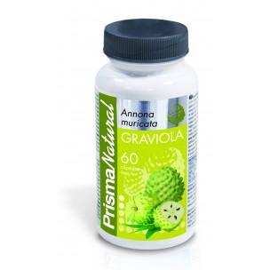Prisma Natural Graviola (60 cáp. de 546 mg)