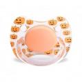 Suavinex Chupete Halloween Calabazas pequeñas 0-6M
