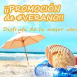 Promoción envíos gratis en verano