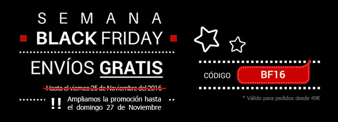 Semana Black Friday Endofarma Ampliado