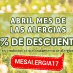 Abril mes de la Alergia Primaveral