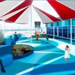 ¡¡La Azotea Azul!! - Proyecto de la Fundación Infantil El Gancho